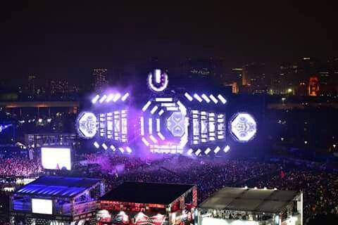 Ultra music festival japon