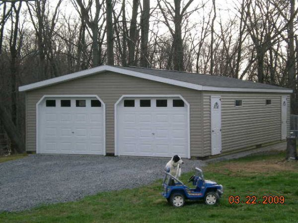 17 best ideas about prefab garages on pinterest prefab for Prefab 2 car detached garage