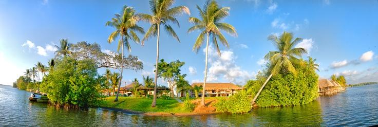 Hotel y Club de Playa Refugio del Sol en Chocohuital, Pijijiapan, Chiapas