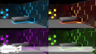 Tridimensional-art: Dibujo & Infografía 3D