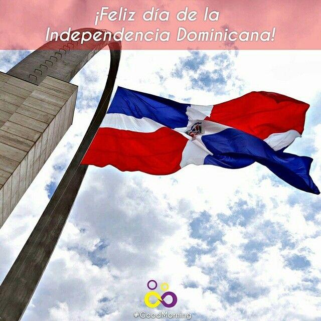 Hoy los Dominicanos celebramos el 173 aniversario de la Independencia Nacional.  #dominicano #independencia #aniversario173 #republicadominicana #independencianacional #27defebrero #goodmorning
