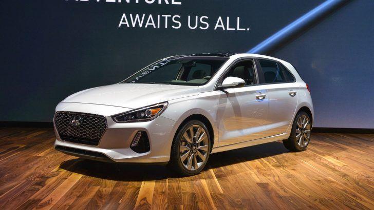 2018 Hyundai Elantra Gt Sport White Specs