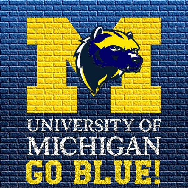 It's Great to be a Michigan Wolverine!