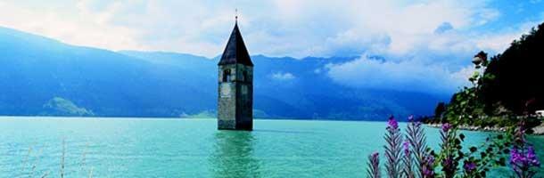 Lago di Resia - Alto Adige