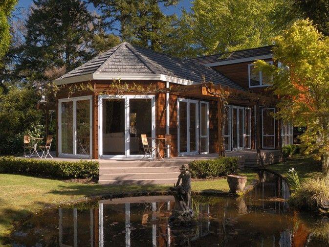 River Cottage , Luxury House in Lake Taupo, New Zealand | Amazing Accom