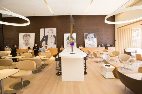 Nespresso, a Scrupulously Clean Coffeteria in Beverly Hills - Eater Inside - Eater LA