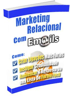A importancia do marketing relacional com emails