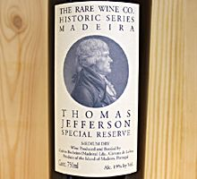 RARE WINE CO. MADEIRA THOMAS JEFFERSON SPECIAL RESERVE - Wine Exchange