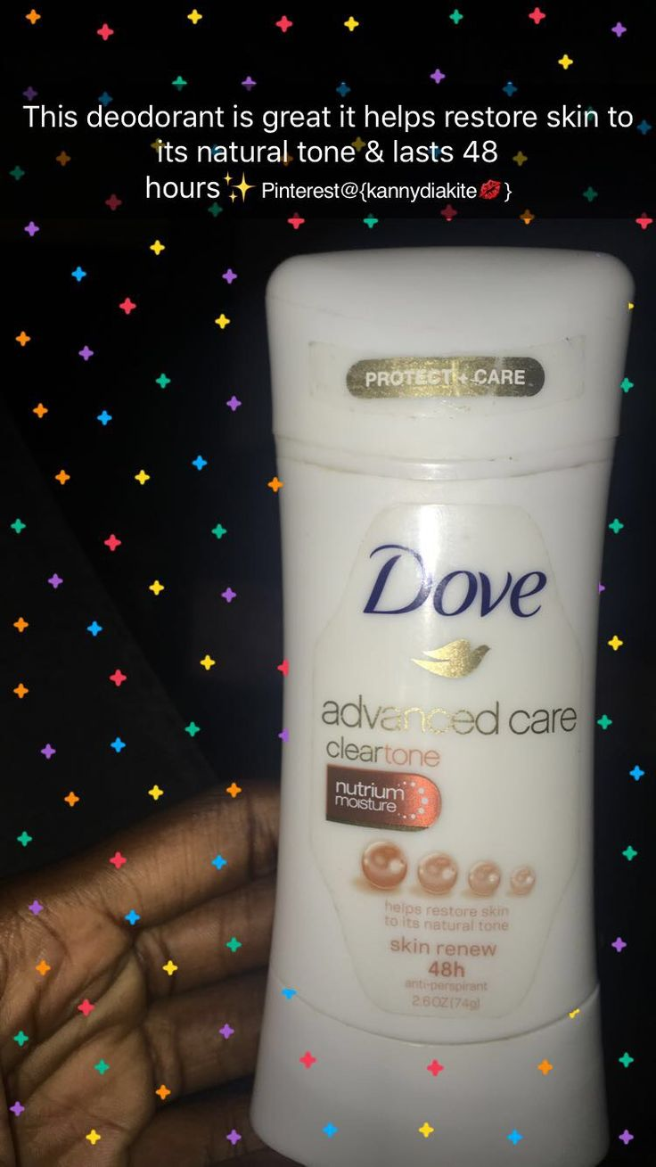 I stand by this deodorant too. If I try anything else I start getting discoloration around my armpits