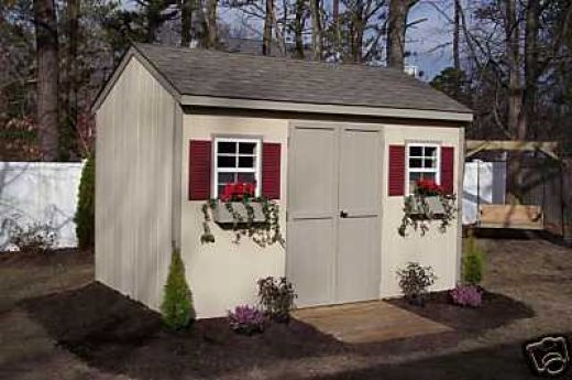 painting a metal shed - Google Search