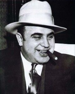 """Scarface"" Al Capone - Top 10 Underworld Gangster Nicknames"