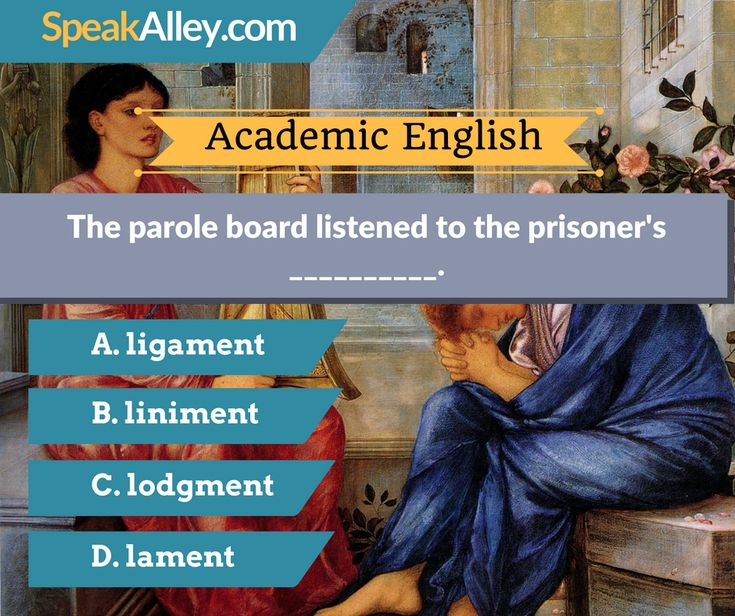 #Academic #English #Quiz #Vocabulary  Hello IELTS, TOEFL and other English test takers. Here is your quiz for today. Find the answer at http://lnk.al/35k3   #TOEFL #IELTS #GRE #Speaking #SpeakAlley