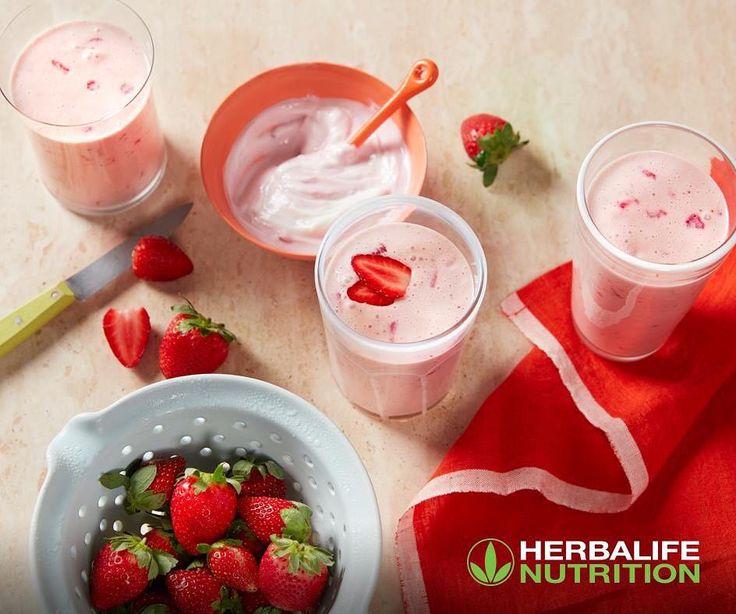Gerade jetzt zur Erdbeer-Zeit lassen sich die  perfekt kombinieren! Probier's doch mal aus! www.nuuproducts.ch