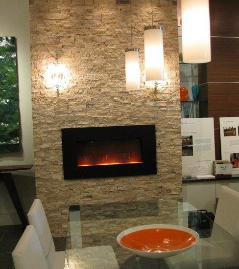 Best Electric Fireplace Ideas Images On Pinterest Fireplace