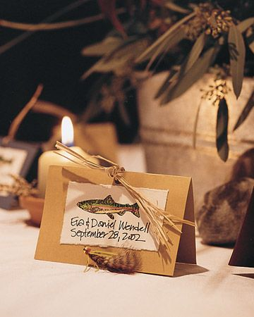 Eva and Daniel's Place Cards