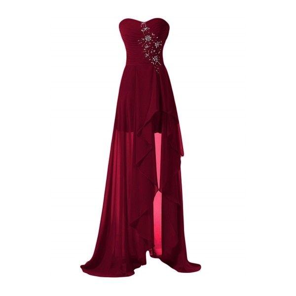 Polyvore Prom Dresses