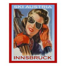 Image result for austria ski poster
