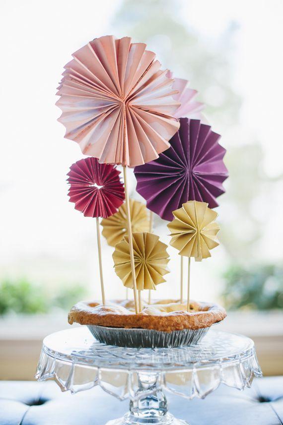 Paper pinwheels http://asubtlerevelry.com/paper-pinwheels/