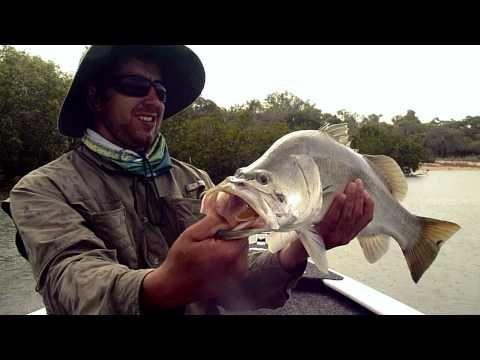 Fishing Weipa, Cape York Peninsula