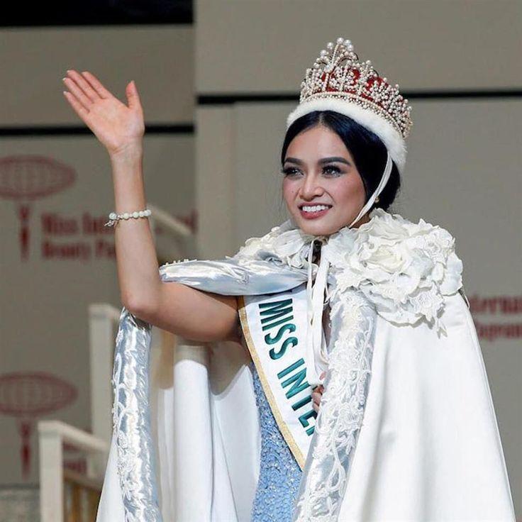 Kylie Verzosa shares her dedication towards winning the Miss International 2016 crown