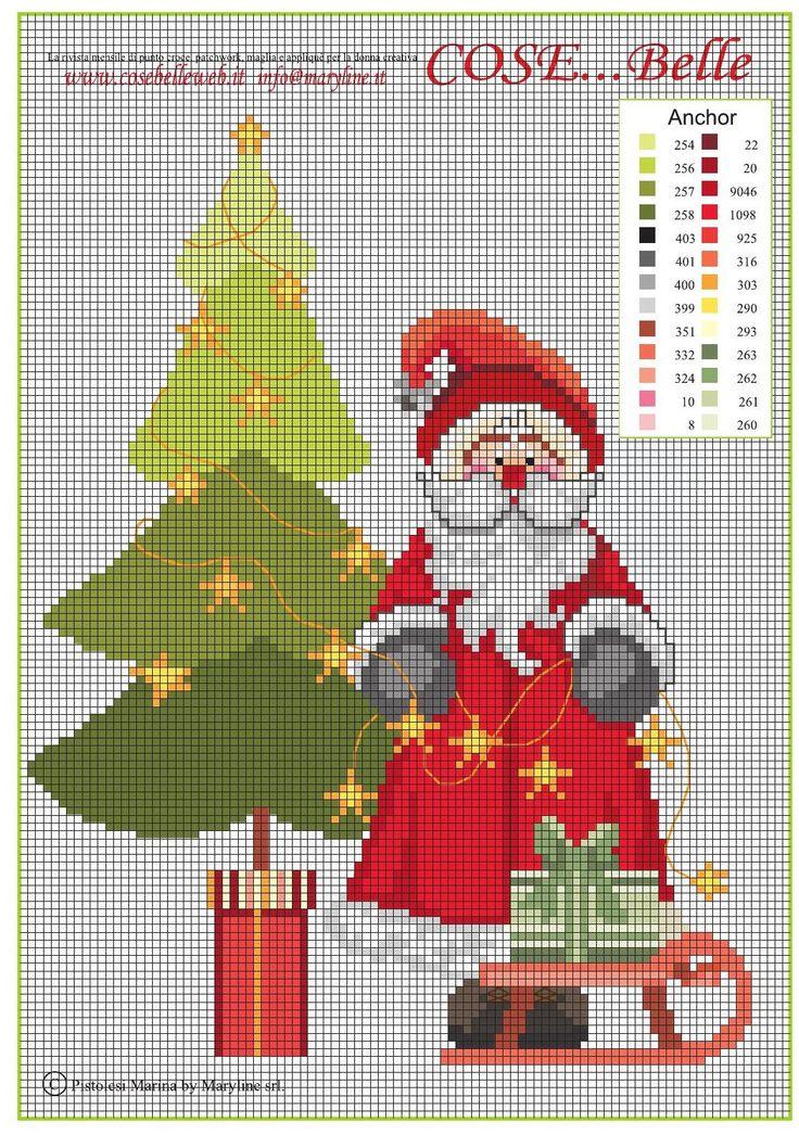1068 best cross stitch images on pinterest cross stitch for Schemi a punto croce gratis