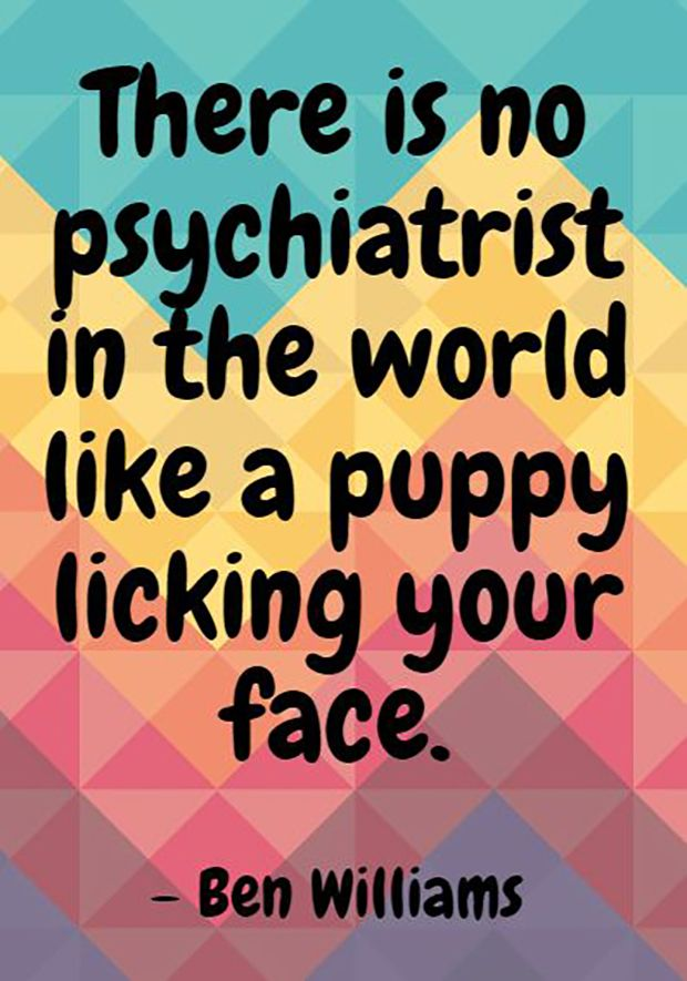 """Most of the time you can't even remember what you were crying about. 