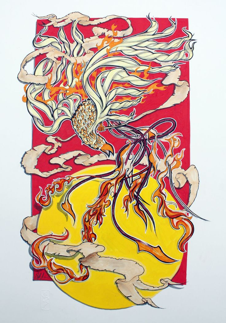 Phoenix Commission — Sam Shennan   UD3   Sydney Illustrator & Artist    Murals, Tattoos, Apparel, Signwriting, Graffiti, Logos, Custom Design
