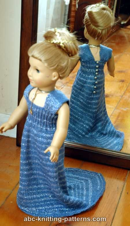 146 Best 18 Doll Knits Images On Pinterest Doll Patterns