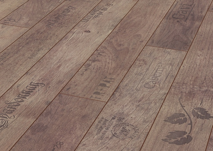Logoclic 174 Vinto 123 Laminate Floor Quot Wine Yard Quot In Europe