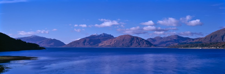 Garbh Bheunn, Loch Linnhe       Between the Land and Sea | Portfolio | Colin Prior