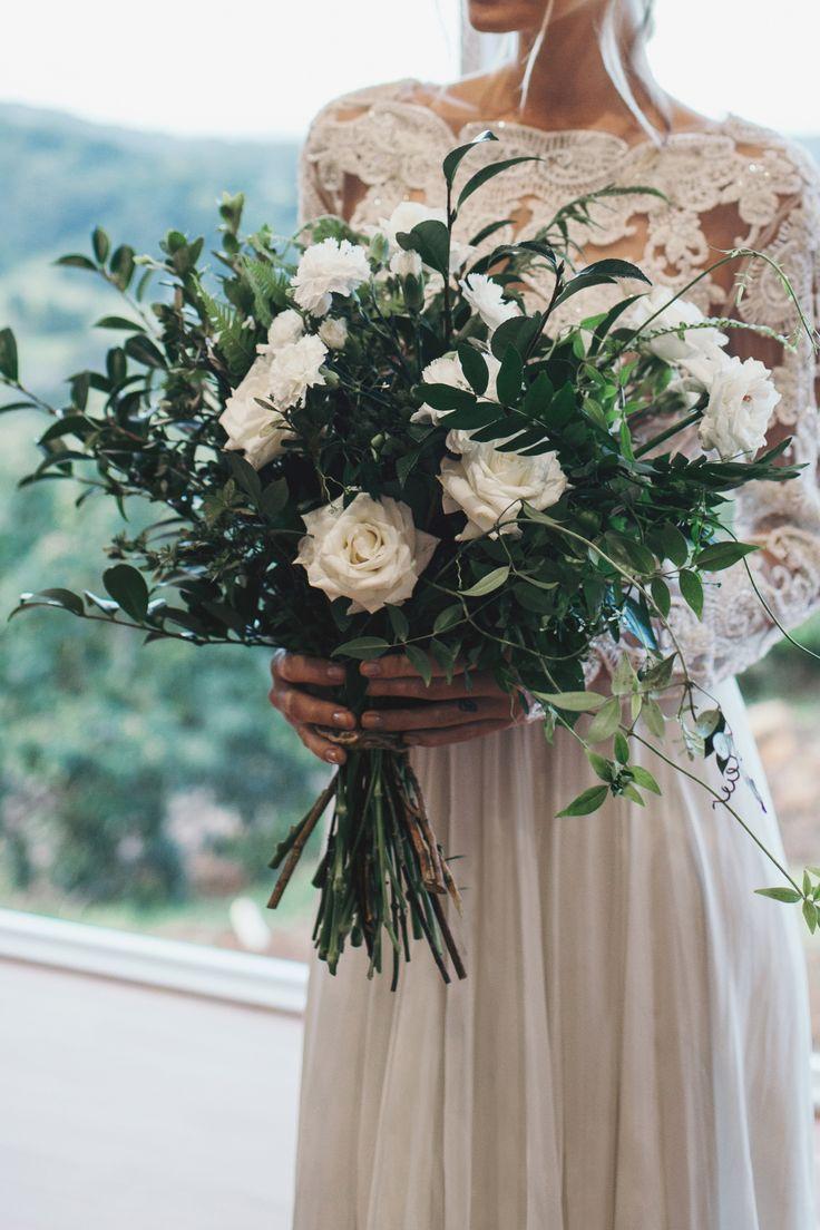 Summergrove Estates Chapel on the Tweed Coast of Australia! Learn more on Casuarina Weddings! Photo by Ivy Road Photograph, flowers Floral and Mineral, wedding dress Babushka Ballerina