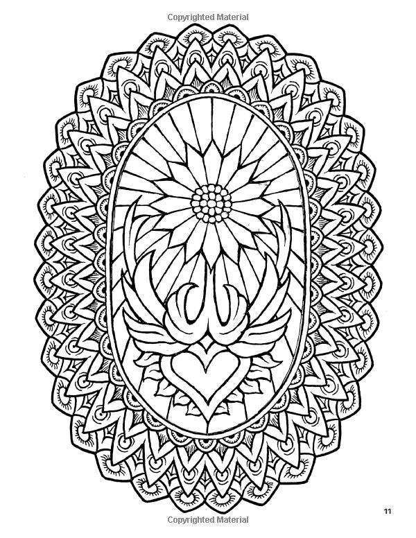72 best images about zendoodle on pinterest coloring for Elaborate coloring pages