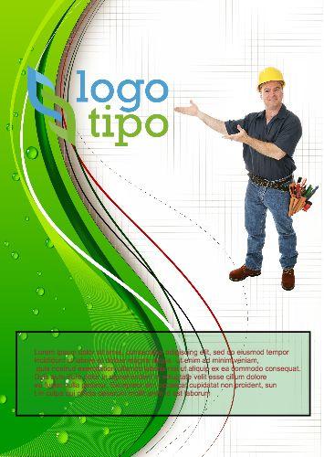 Diseños de folletos online gratis, plantillas folletos flyers carteles                                                                                                                                                     Más                                                                                                                                                                                 Más