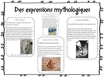 Des expressions mythologiques expliquées