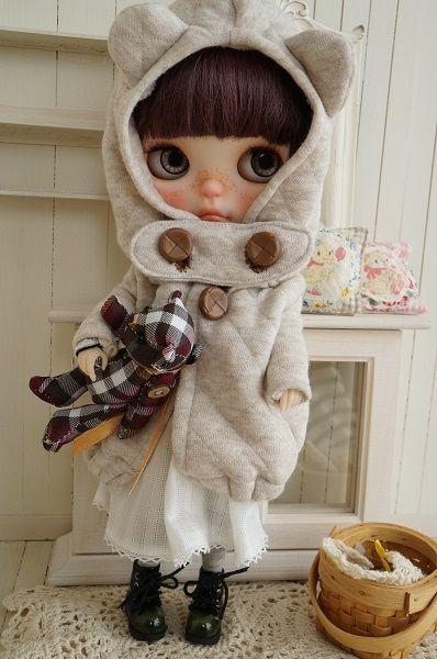 Halloween, halloween custom blythe, custom blythe, blythe, blythe dolls, custom blythe dolls, rinkya, japan