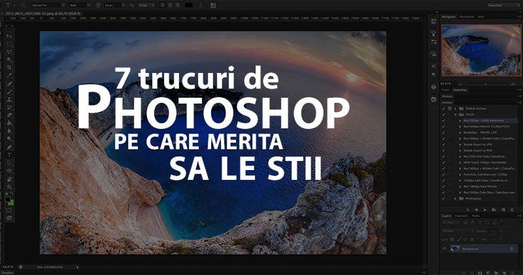Cand vine vorba despre prelucrarea si editarea fotografiilor, cativa pasi simpli sunt, de multe ori, suficienti pentru a produce efecte deosebite si pentru - Articole si teste, Canon, Foto tutorial, Photoshop, Promotii, Promotii Canon, promotii speciale, Sfaturi Photoshop, Tutorial Adobe Photoshop, Tutorial foto, Tutorial Photoshop