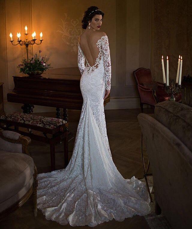 Best Tarik Ediz White Wedding Dresses Images On Pinterest