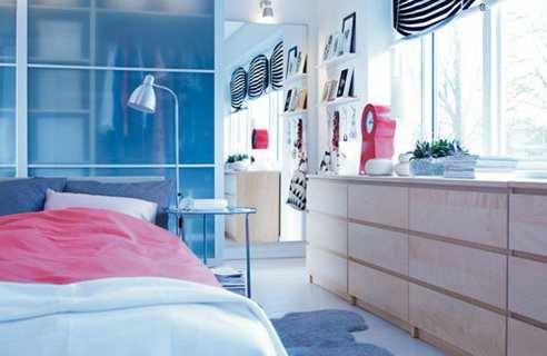 Ikea Cool Bedrooms Design