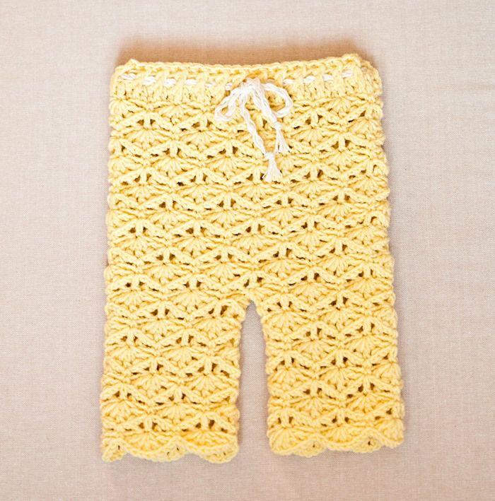 Crochet Baby Pants Crochet For Wee Ones Crochet Crochet