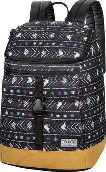 "Backpack (sac à dos) Dakine modèle Nora (motif ""Sienna"") ♥"
