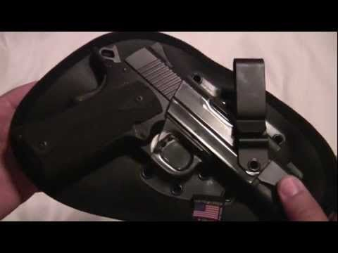 My NEW CCW Holster - The Best Holster I've Ever Owned! - YouTube