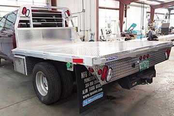 T & G Mfg & Sales - Aluminum Truck Beds