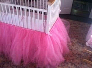 17 Extraordinary Tulle Crib Skirt Photo Ideas