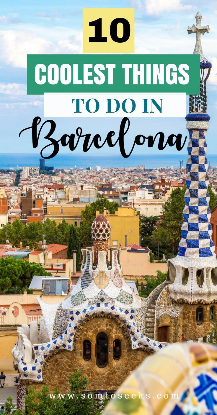 A Self Guided Walking Tour Of Barcelona For First Time Visitors