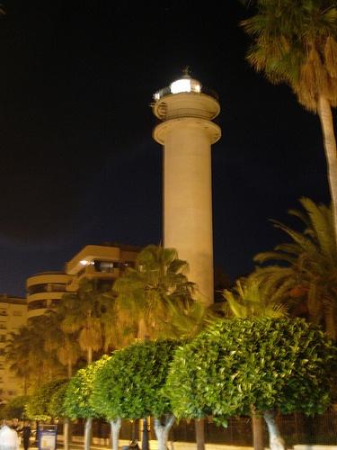 Faro de Marbella