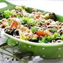 Broccoli gratine