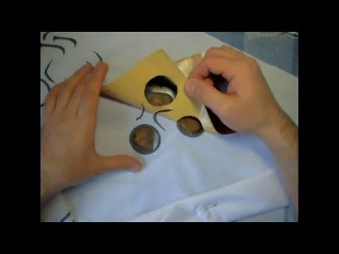 Трафаретная печать на ткани | Портной блог
