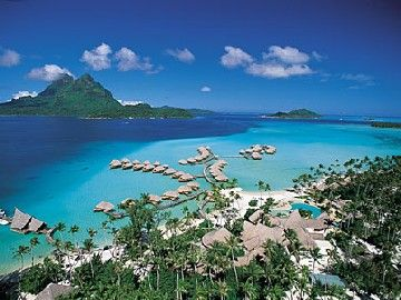 Your Bora Bora Pearl Beach Resort & Spa Vacation Package Includes: 1