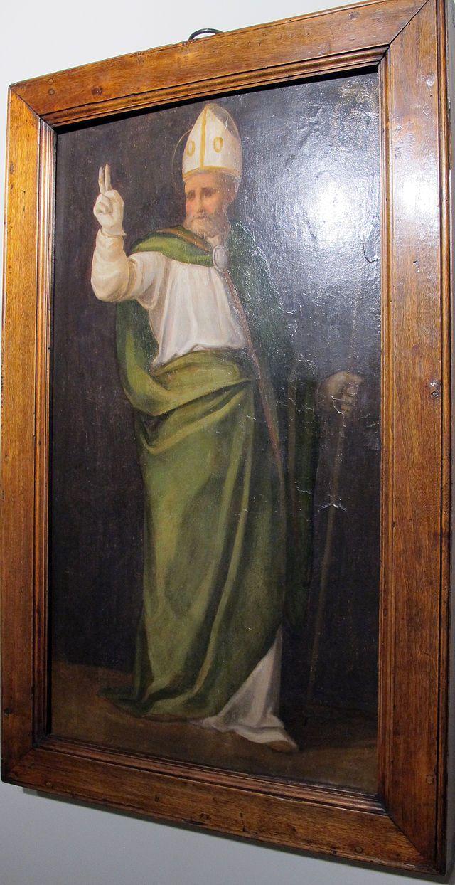 Pontormo, s. zanobi, 1514 ca. 01 - Category:Carro di San Giovanni Battista - Wikimedia Commons