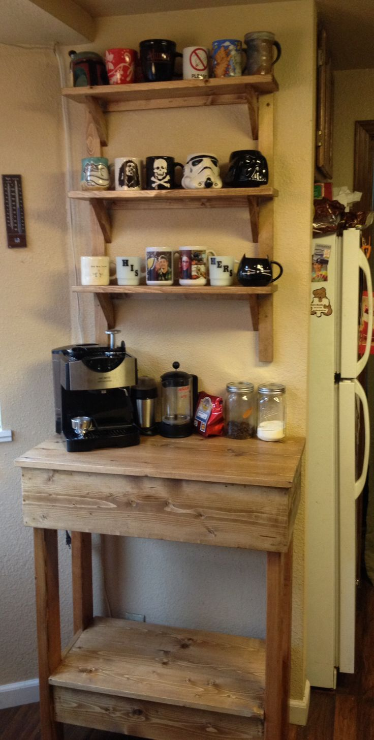 Office Coffee Bar 1717 best coffee bar images on pinterest   coffee nook, coffee